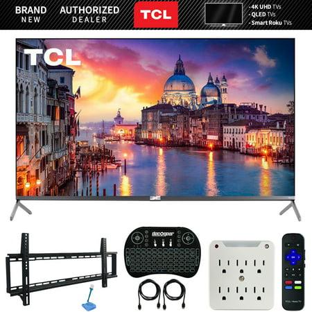 Tcl 55r625 55 Inch 6 Series 4k Qled Uhd Hdr Roku Smart Tv