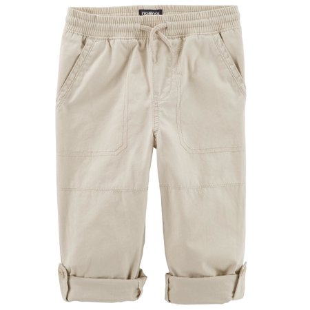 Oshkosh Capris - OshKosh B'gosh Big Boys' Convertible Canvas Pants