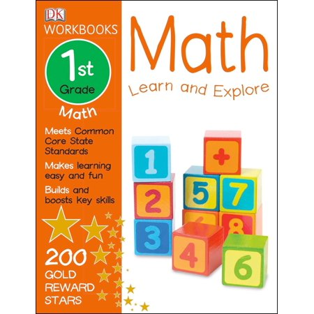 DK Workbooks: Math, First Grade : Learn and Explore](Halloween Math Ideas First Grade)