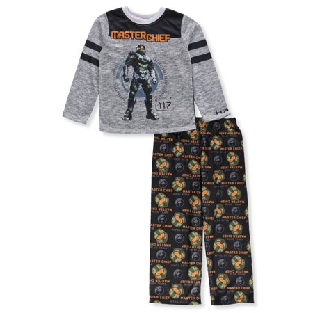 Halo Boys' 2-Piece Pajamas - Boy With Halo