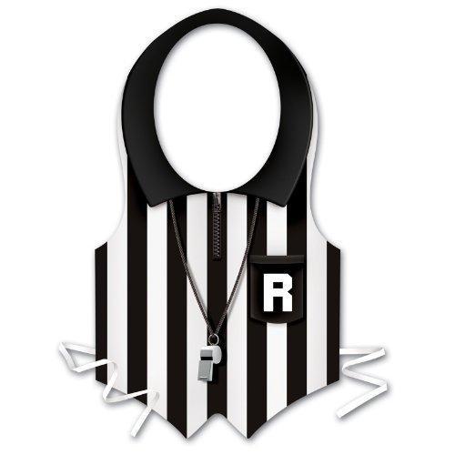 Beistle Company - Plastic Referee Vest