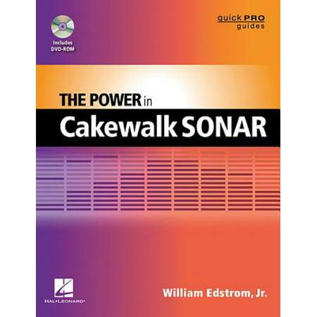 The Power in Cakewalk Sonar