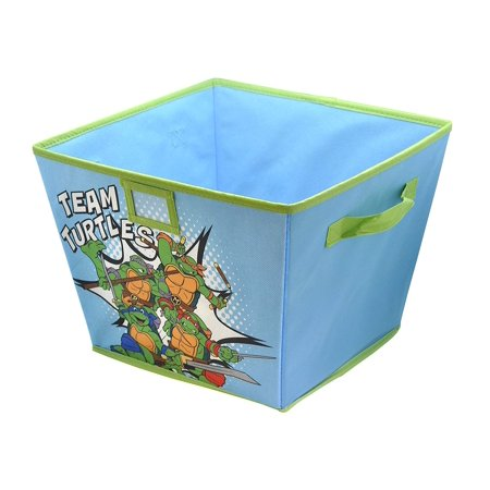 Nickelodeon Teenage Mutant Ninja Turtles Stackable Storage - 3 Turtles Keepsake Boxes