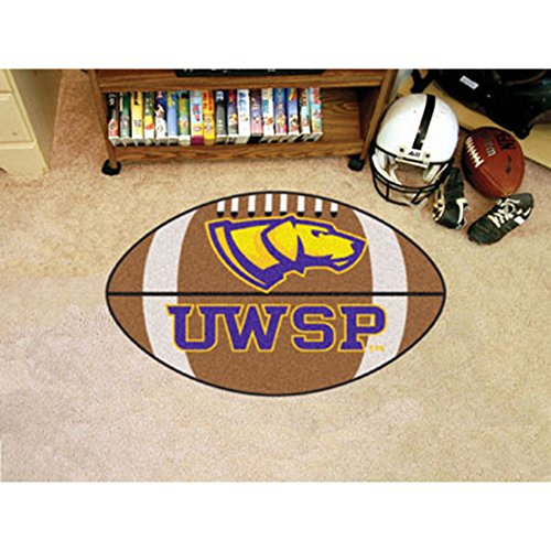Wisconsin-Stevens Point Pointers NCAA Football Floor Mat (22x35)
