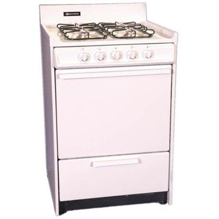 Brown - WNM610-7F - 24 Inch - Natural Gas Range with