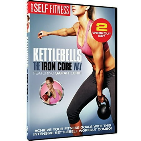 Kettlebells The Iron Core Way: 2 Volume Workout Set