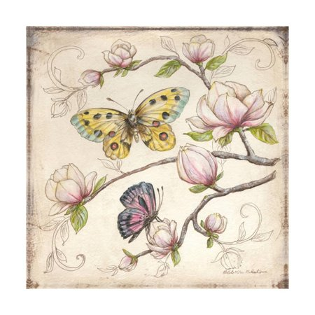 Le Jardin Butterfly IV Print Wall Art By Kate McRostie](Le Jardin Halloween)
