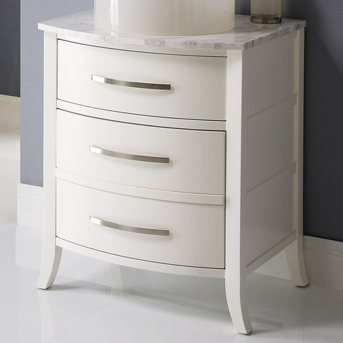 DecoLav Lola 25.25'' Bathroom Vanity Base Only