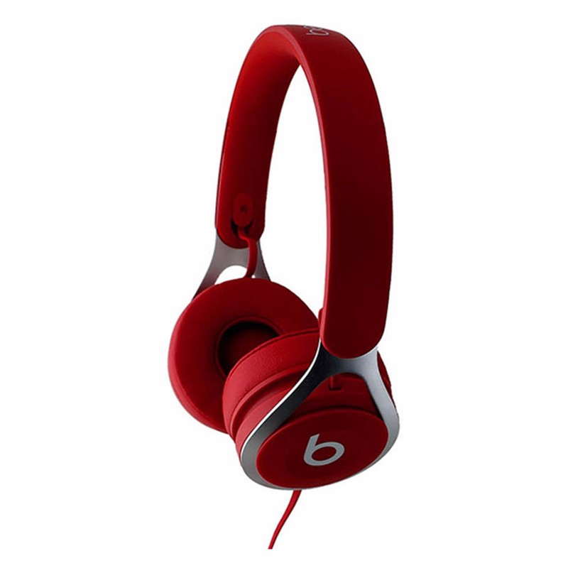 Beats by Dr. Dre Beats EP Wired On-Ear Headphones - Red (Refurbished)