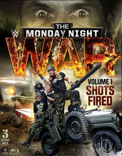 WWE: The Monday Night War Volume 1: Shots Fired (Blu-ray) by WARNER HOME VIDEO