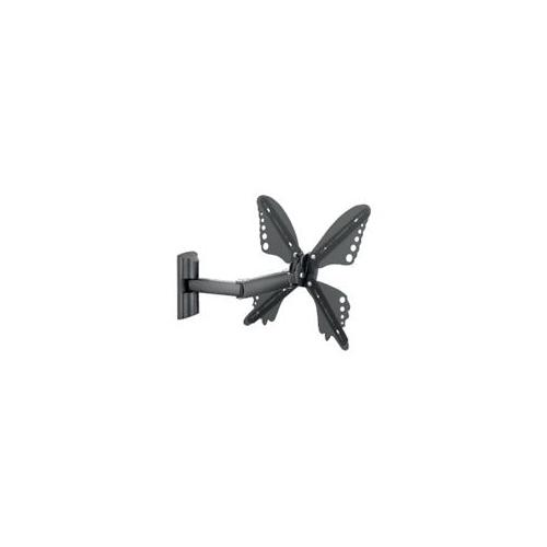 Barkan Mounts 34C LED, LCD, Plasma Wall Mount 4 Movement - Rotate, Fold, Swivel & Tilt Fits Up To 56 inch Pack of 5
