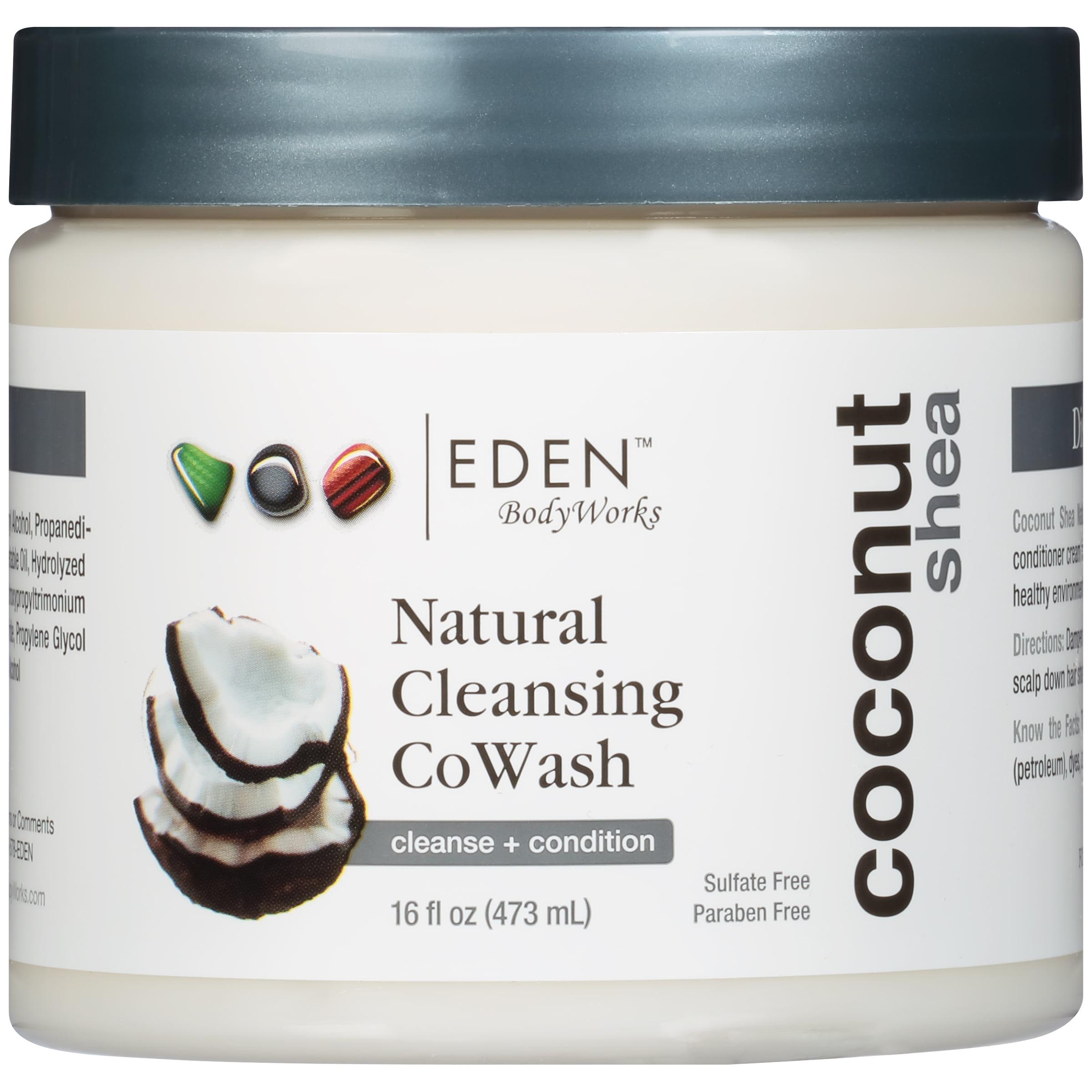 Eden™ Coconut Shea Natural Cleansing CoWash 16 fl. oz. Jar