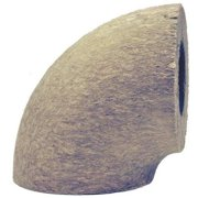 IIG 40755 Fitting Insulation,Elbow,3-1/2 In. ID