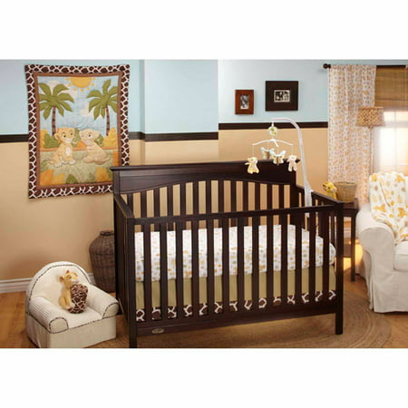 Disney Baby Bedding Lion King Jungle Fun 3 Piece Crib