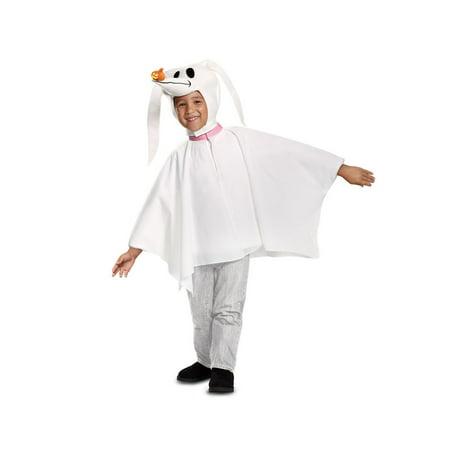 The Nightmare Before Christmas Zero Classic Child Costume - Halloween Nightmare Before Lyrics