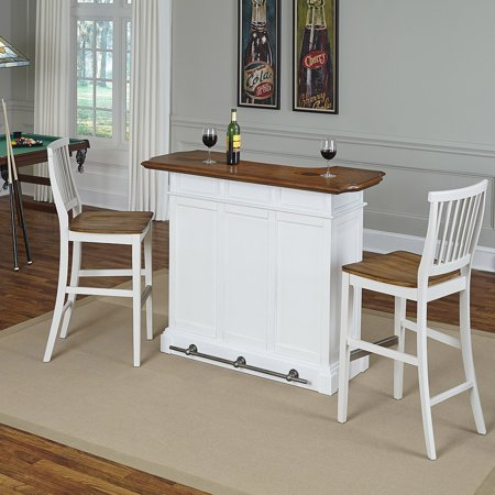 Home Styles Americana Bar and 2 Stools