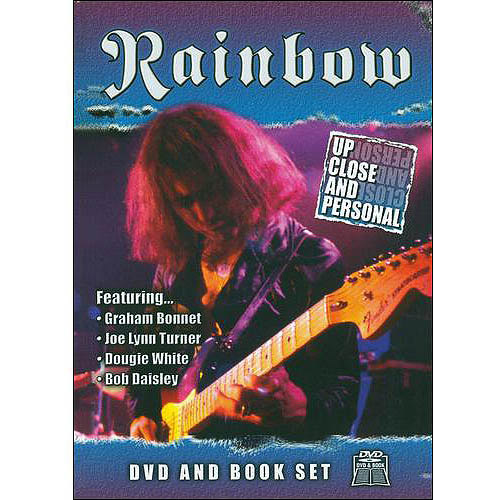 Up Close And Personal: Rainbow (With Book)