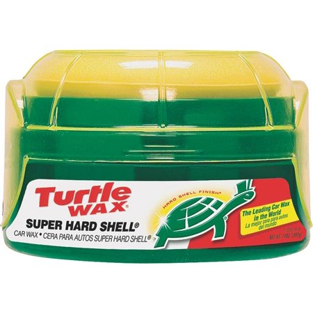 wax car turtle hard shell 10oz. Black Bedroom Furniture Sets. Home Design Ideas