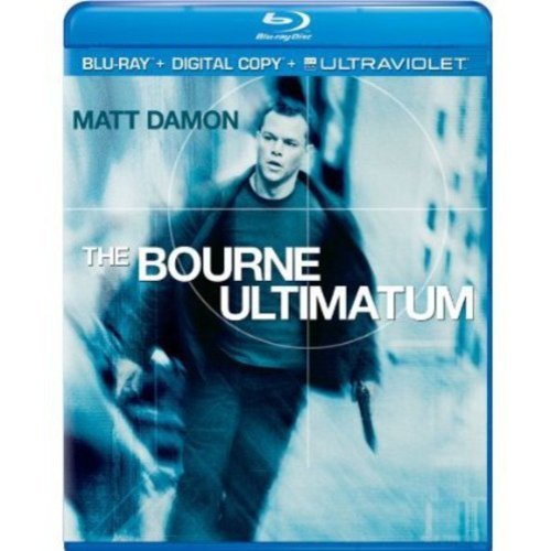 The Bourne Ultimatum (Blu-ray + Digital Copy + UltraViolet) (With INSTAWATCH) (Widescreen)
