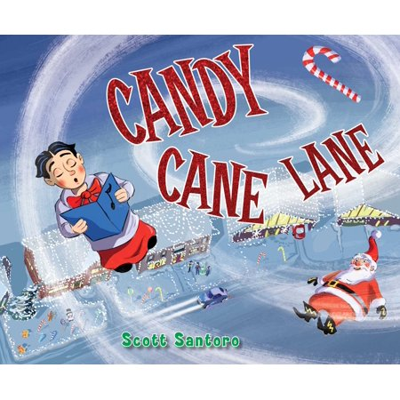 Candy Cane Lane - The Candy Cane Story