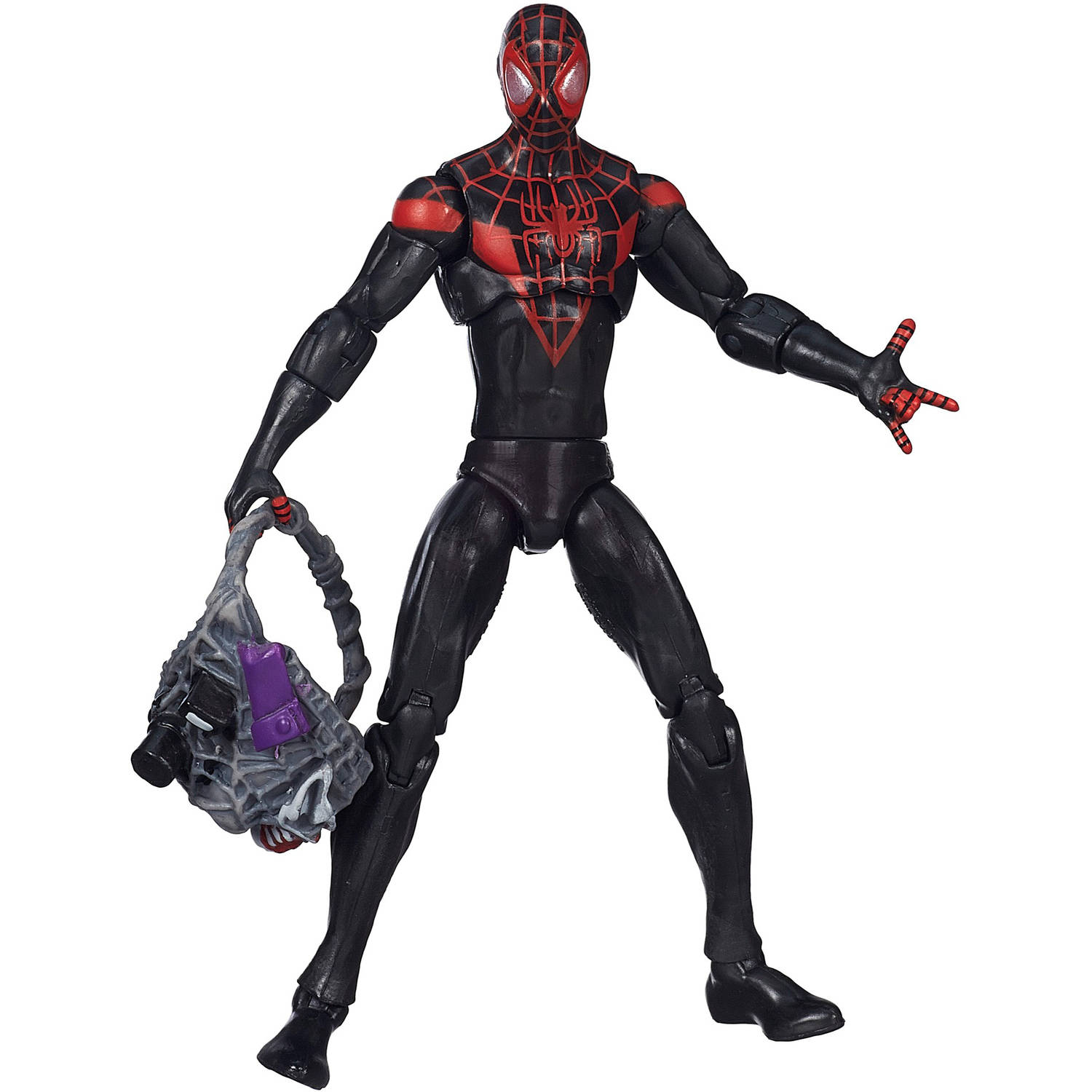 Marvel Avengers Infinite Series 5 Ultimate Spider-Man Action Figure