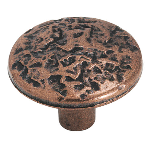 Amerock Allison Colonial Hammered Cabinet Knob