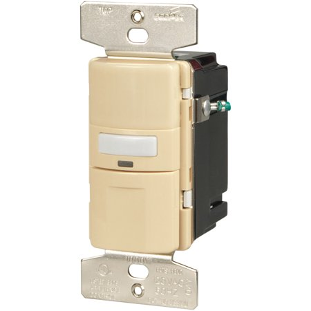 Sensor Device (Cooper Wiring Devices OS310U-V SAVANT Motion Activated Occupancy Sensor Switch - Ivory )