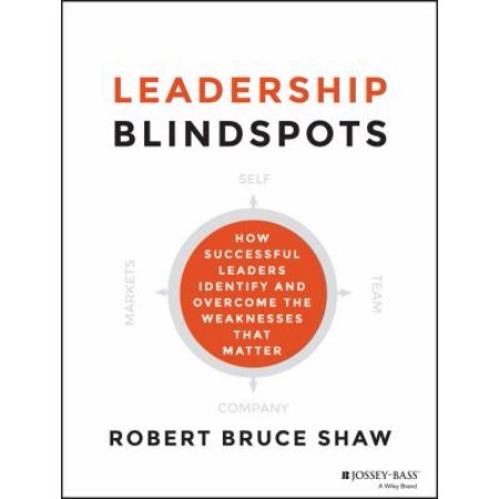 Leadership Blindspots  How Successful Leaders Identify And Overcome The Weaknesses That Matter