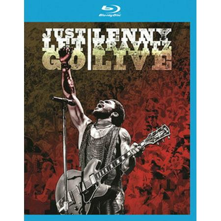 Lenny Kravitz: Just Let Go Lenny Kravitz Live (Blu-ray)