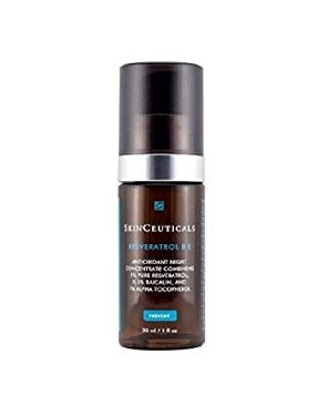 Skin Ceuticals Resveratrol B E Antioxidant Night Concentrate  30ml/1oz Deep Exfoliating Foot Mask - Best Natural Exfoliating, Hard & Dead Skin, Calluses Peeling Mask for Feet