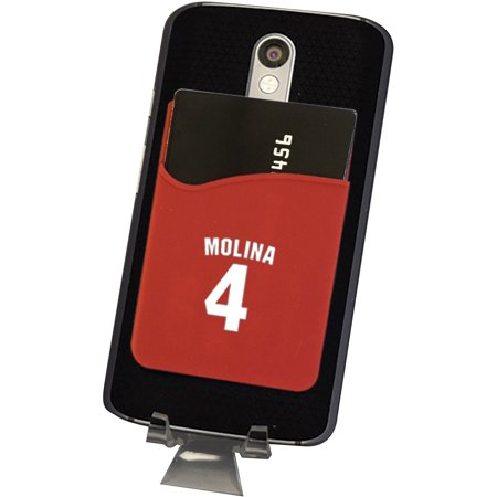 - Yadier Molina St. Louis Cardinals MLB Player Phone Wallet - No Size