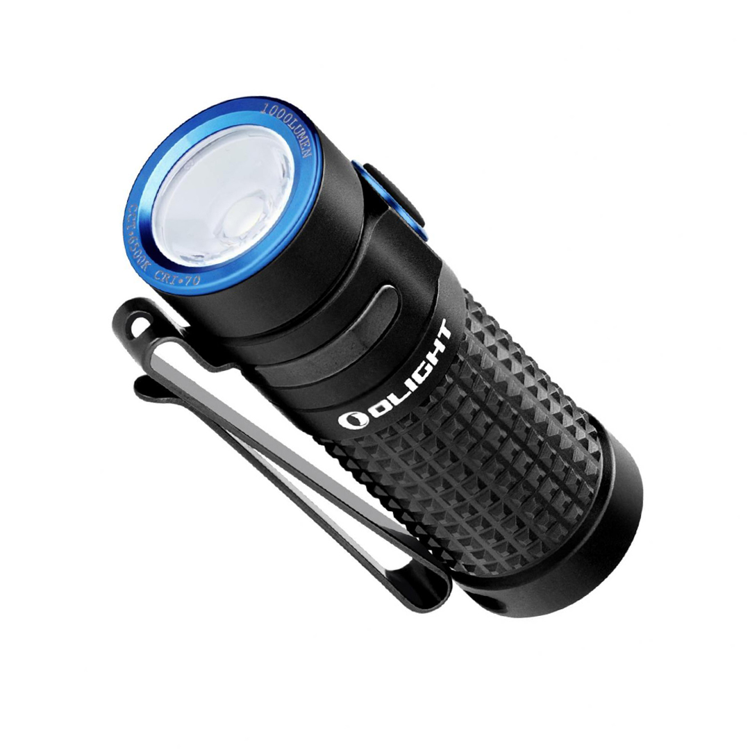 Olight S1R Baton II 1000 Lumen Rechargeable EDC Flashlight