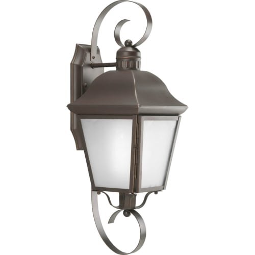 """Progress Lighting P5888 Andover 1 Light 21"""" Tall Outdoor Wall Sconce with Etched"""