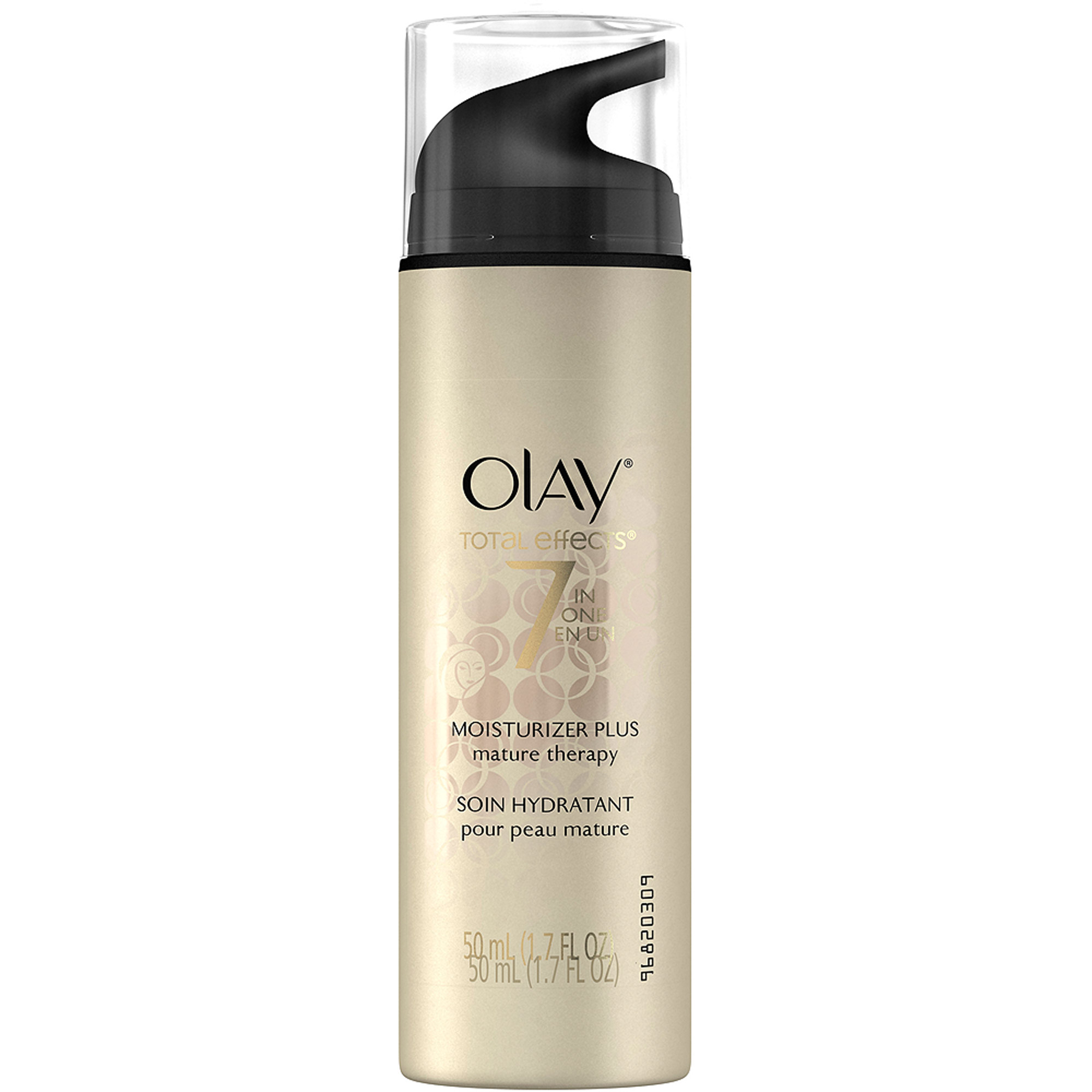 Olay Total Effects Facial Moisturizer Plus Mature Therapy, 1.7 fl oz