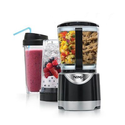 Ninja Blender Kitchen System Ice Crusher Food Fruit Chopper Dough Smoothie Mixer GSS172353258 by GSS