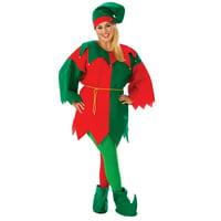 Adult Economy Elf Plus Size Costume