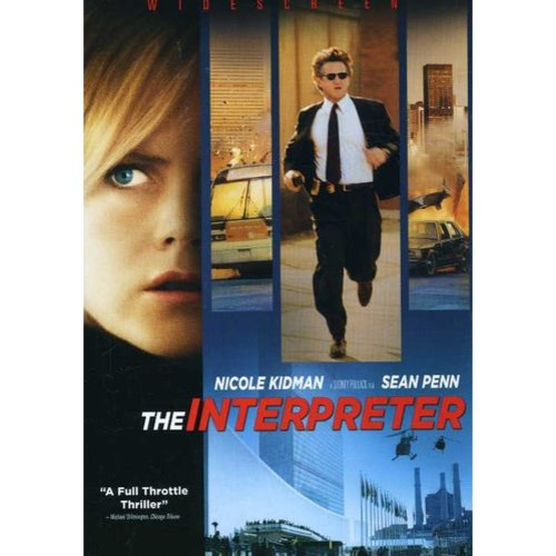 The Interpreter (Widescreen)