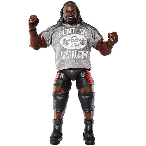 WWE Mark Henry Action Figure