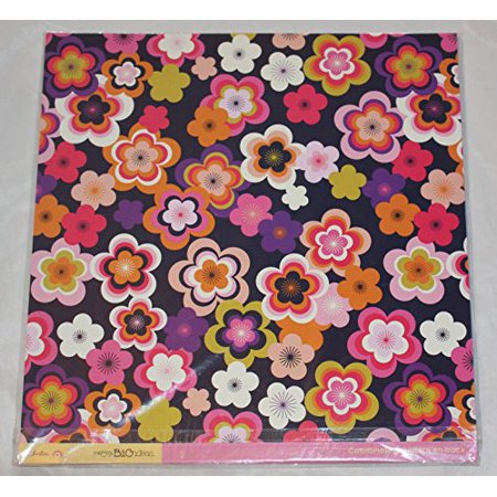 - Me & My Big Ideas 12 X 12 Scrapbooking Paper Pack of 25 (Florry)