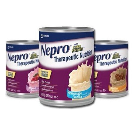 Nepro Ready To Drink Homemade Combo Pack Institutional With Carb Steady  8 Oz 237Ml Can