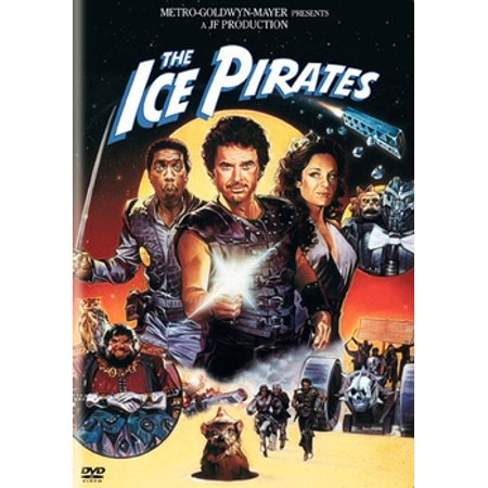 The Ice Pirates (DVD) - Adult Pirate Movie