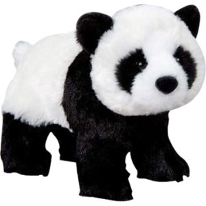 Bamboo Panda (Prada Colors)