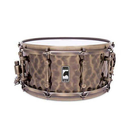 mapex black panther series 14 x 6 5 sledgehammer snare drum. Black Bedroom Furniture Sets. Home Design Ideas