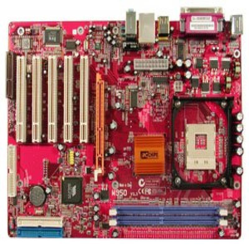 Pcchips M950HLU Pentium Socket 478 Motherboard