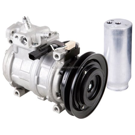 OEM AC Compressor w/ A/C Drier For Chrysler Concorde 300M LHS Dodge Intrepid