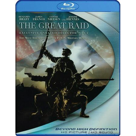 The Great Raid  Blu Ray