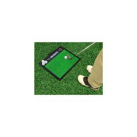 Fanmats New England Patriots Golf Hitting Mat (Green)