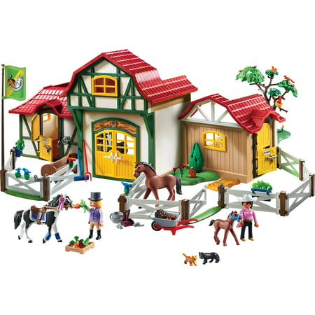 PLAYMOBIL Horse Farm - Playmobil Animal Farm