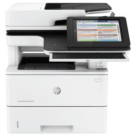 HP LaserJet Enterprise Flow MFP M527z Wireless Multifunction, Copy/Fax/Print/