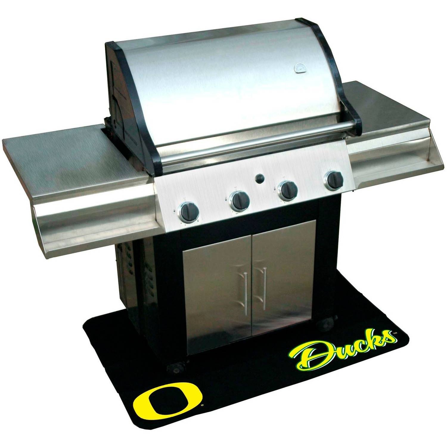 Mr. Bar-B-Q NCAA Protective Grill Mat, University of Oregon Ducks